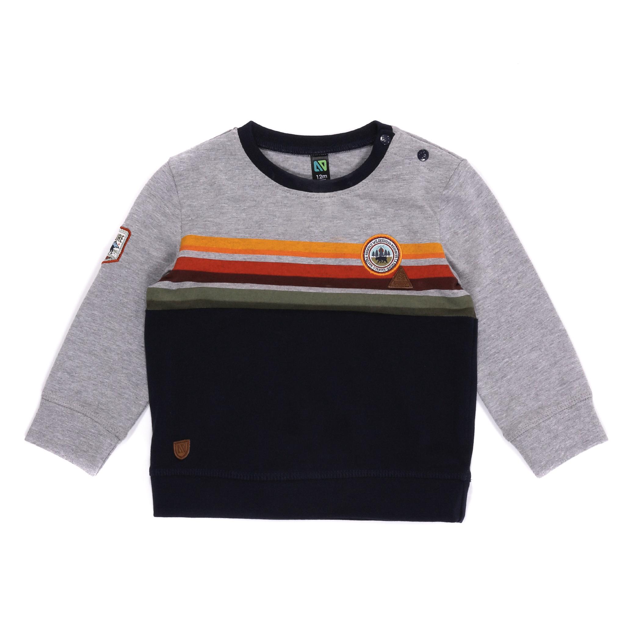 T-shirt Manches longues - Héros de la Nature-3
