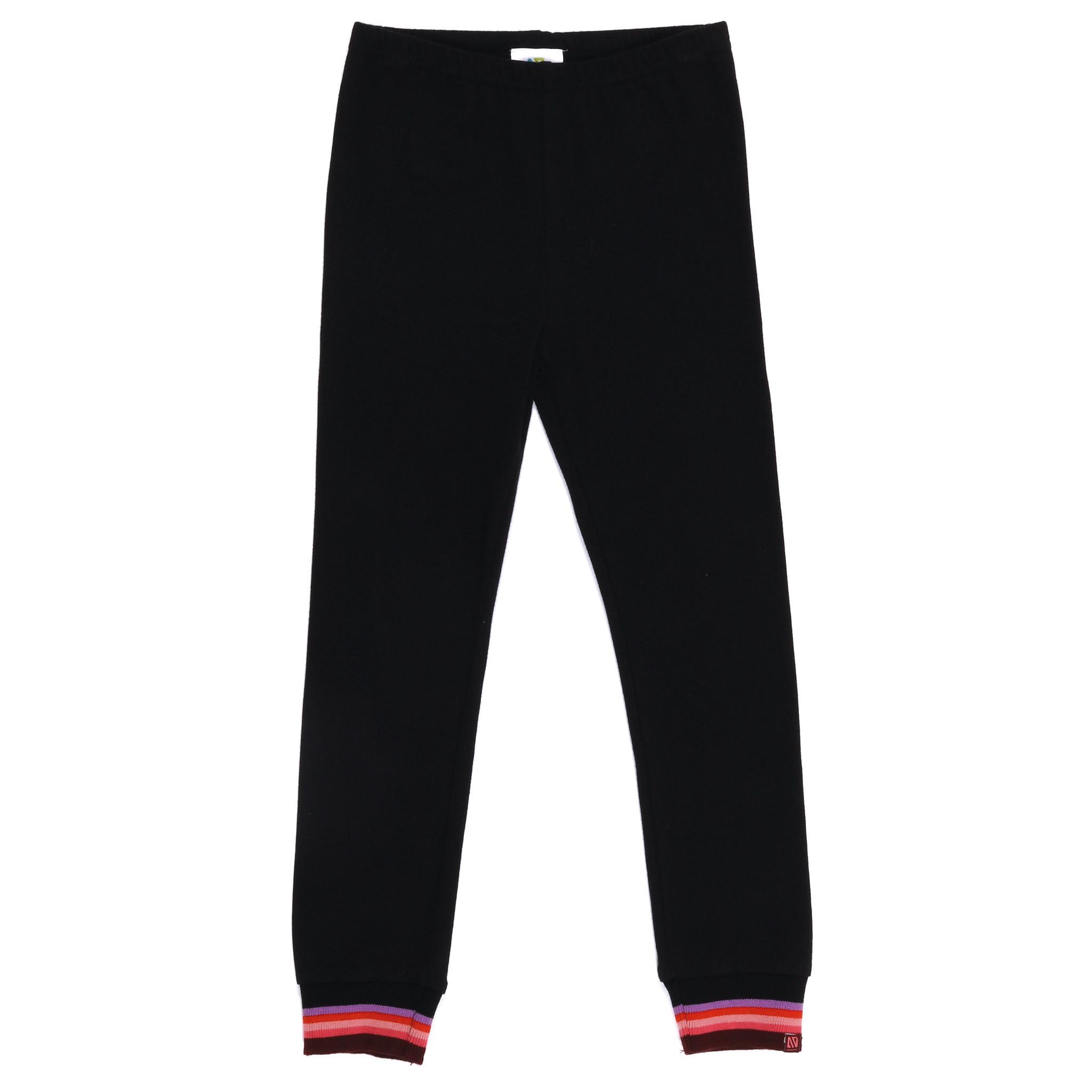 Legging Noir - Flash Retro-1