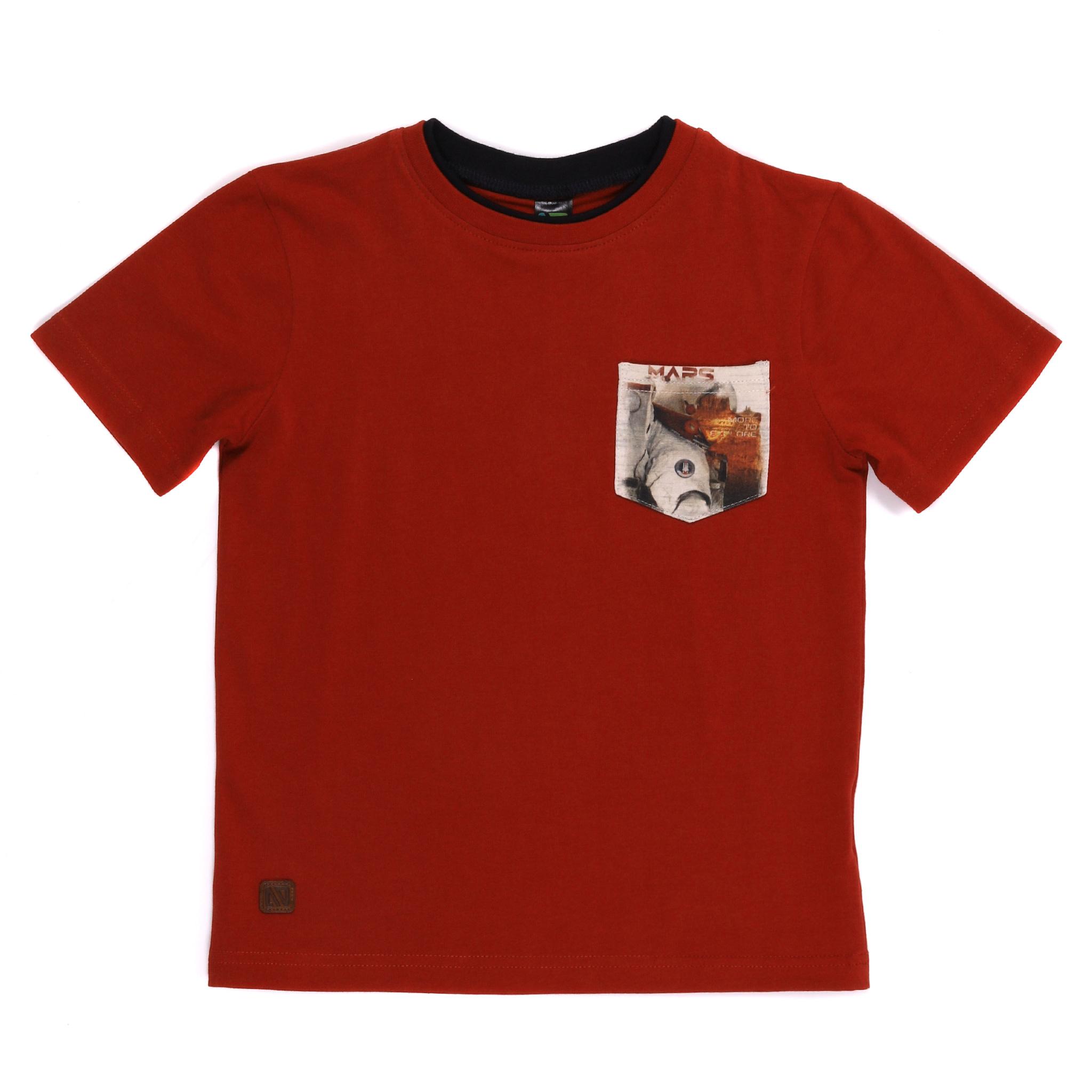 T-shirt PROMO Manches courtes - Mission sur Mars-1