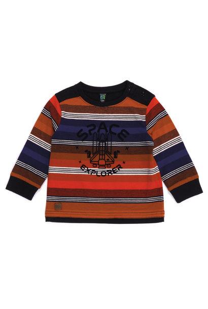 T-shirt Manches longues Space - Petit Astronaute