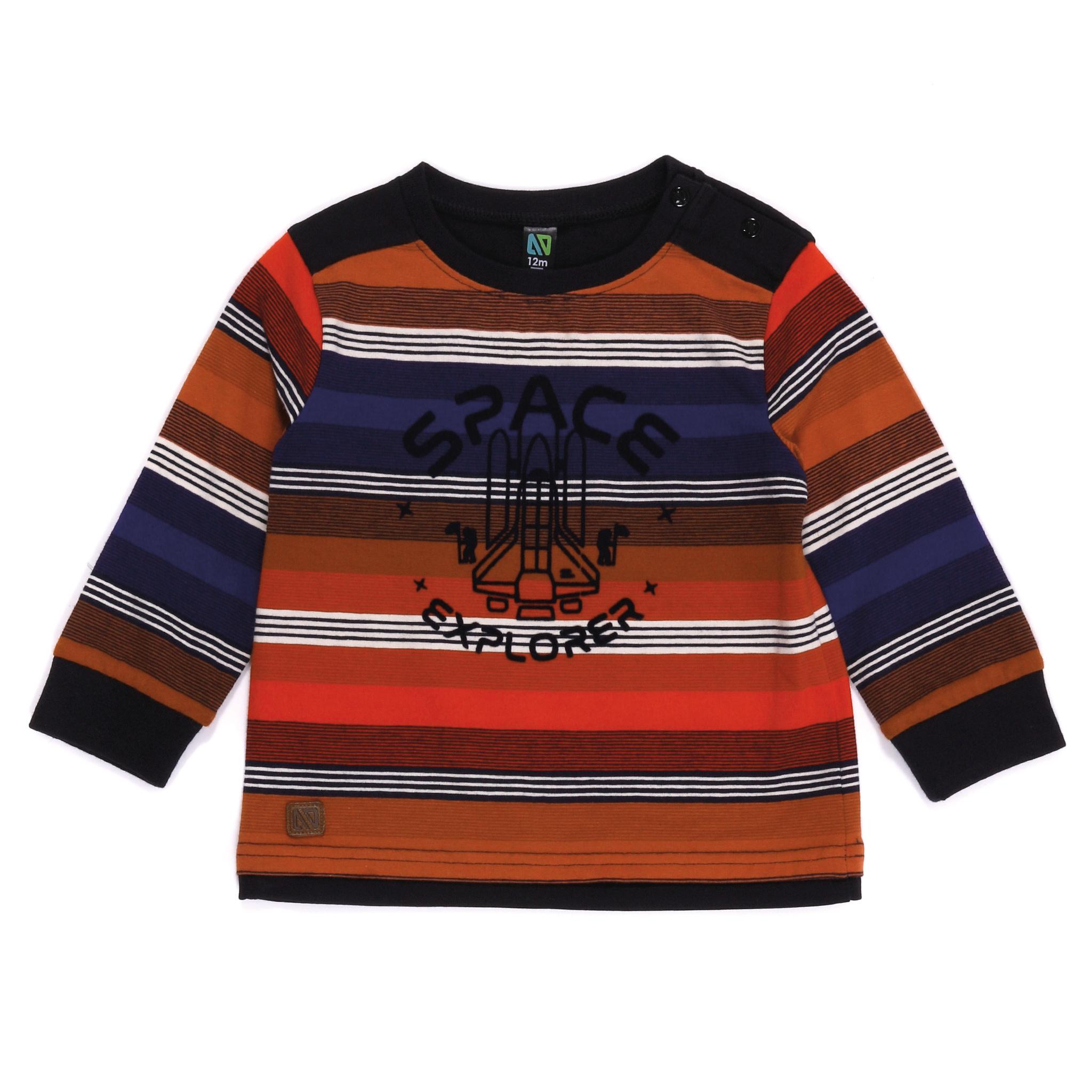 T-shirt Manches longues Space - Petit Astronaute-1