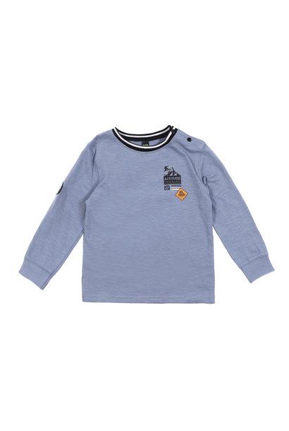T-shirt Manches longues Alpine - Roi de la Montagne
