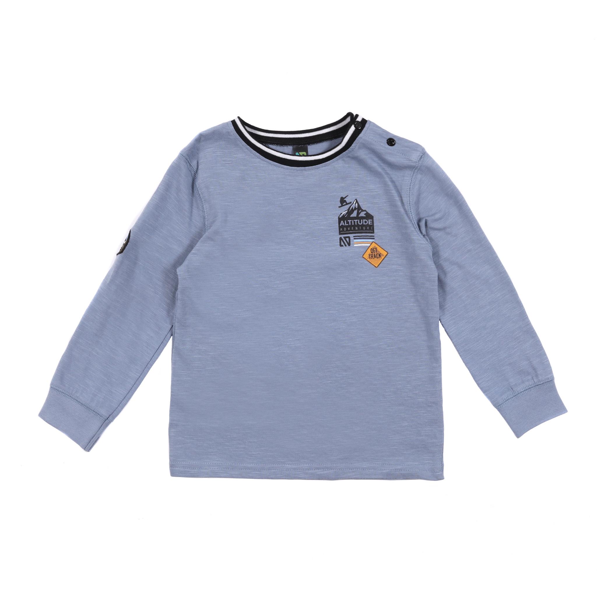 T-shirt Manches longues Alpine - Roi de la Montagne-1