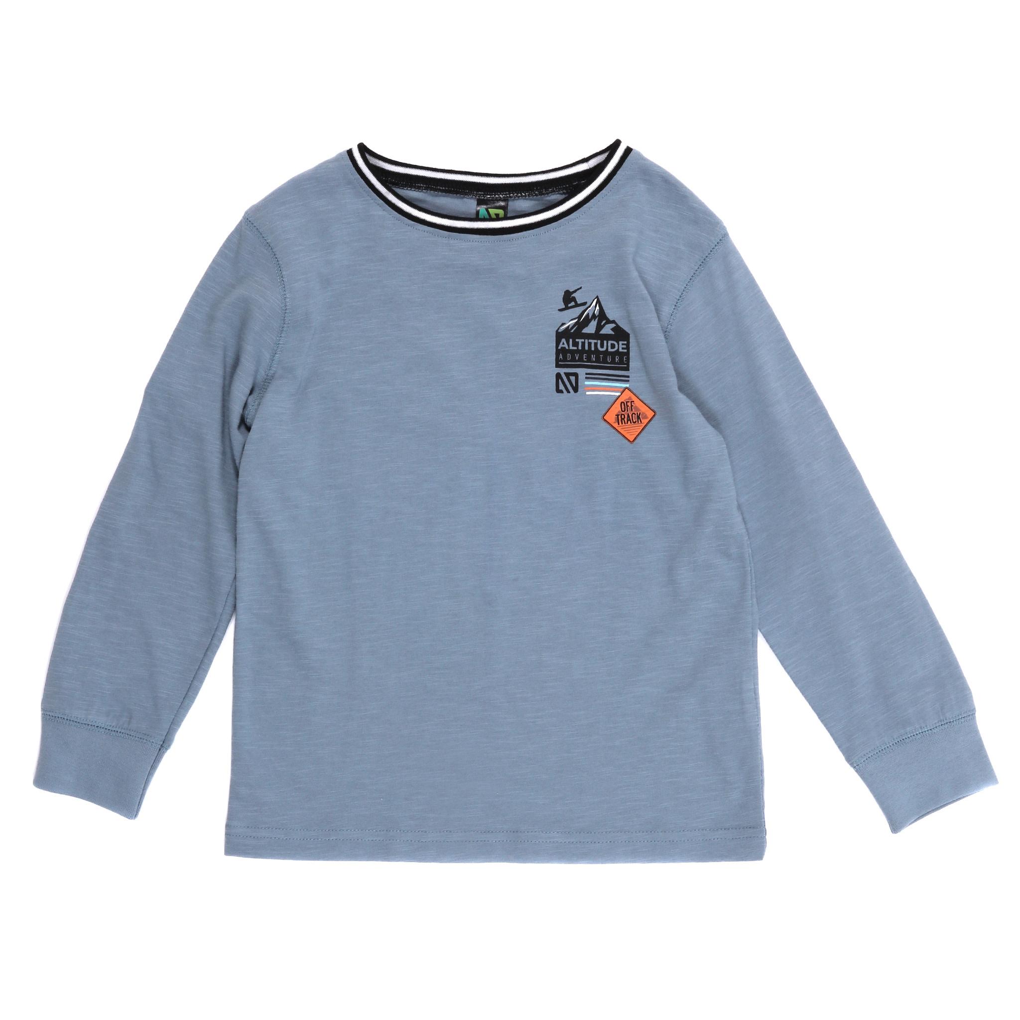 T-shirt Manches longues Alpine - Haute Altitude-1