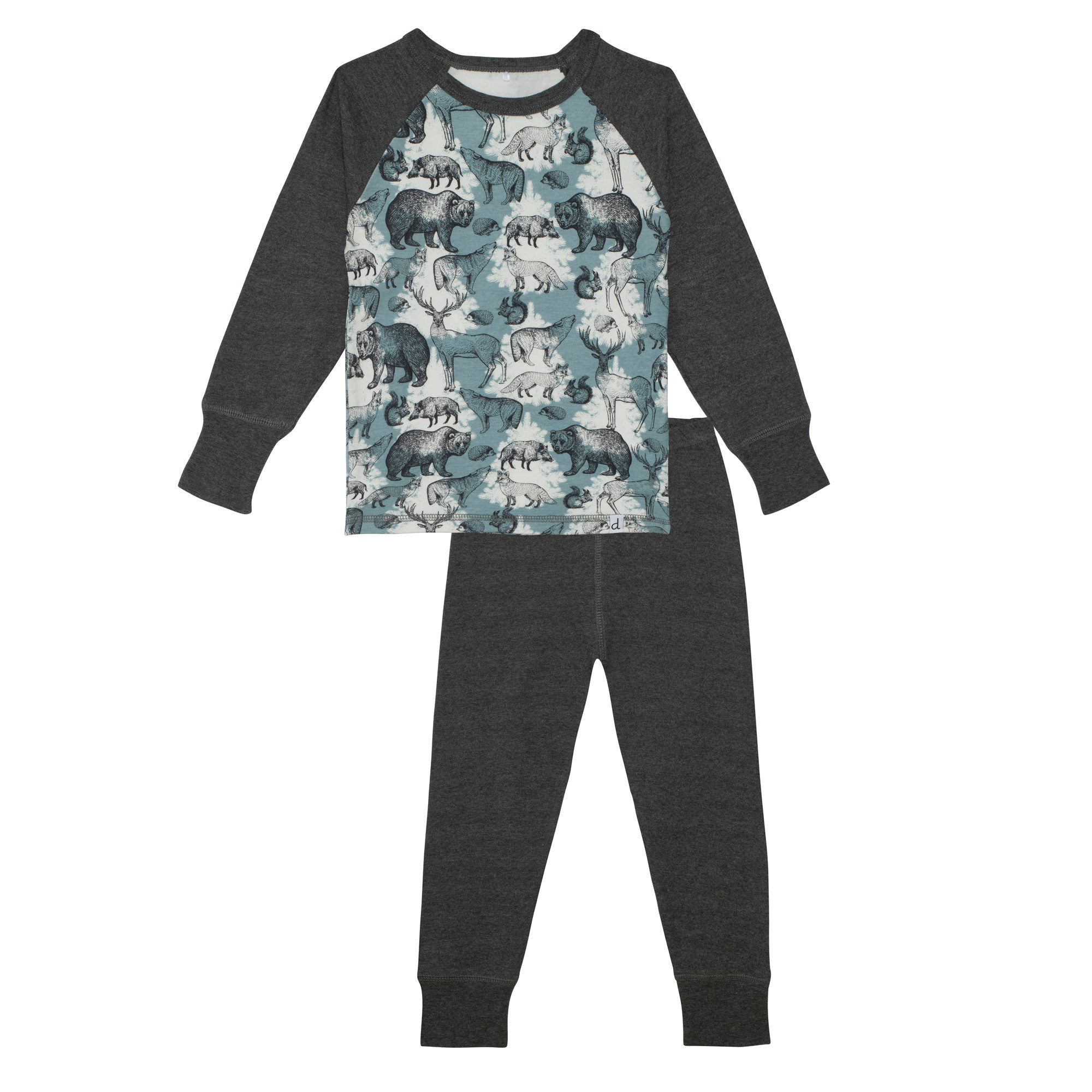 Pyjama Forêt-1