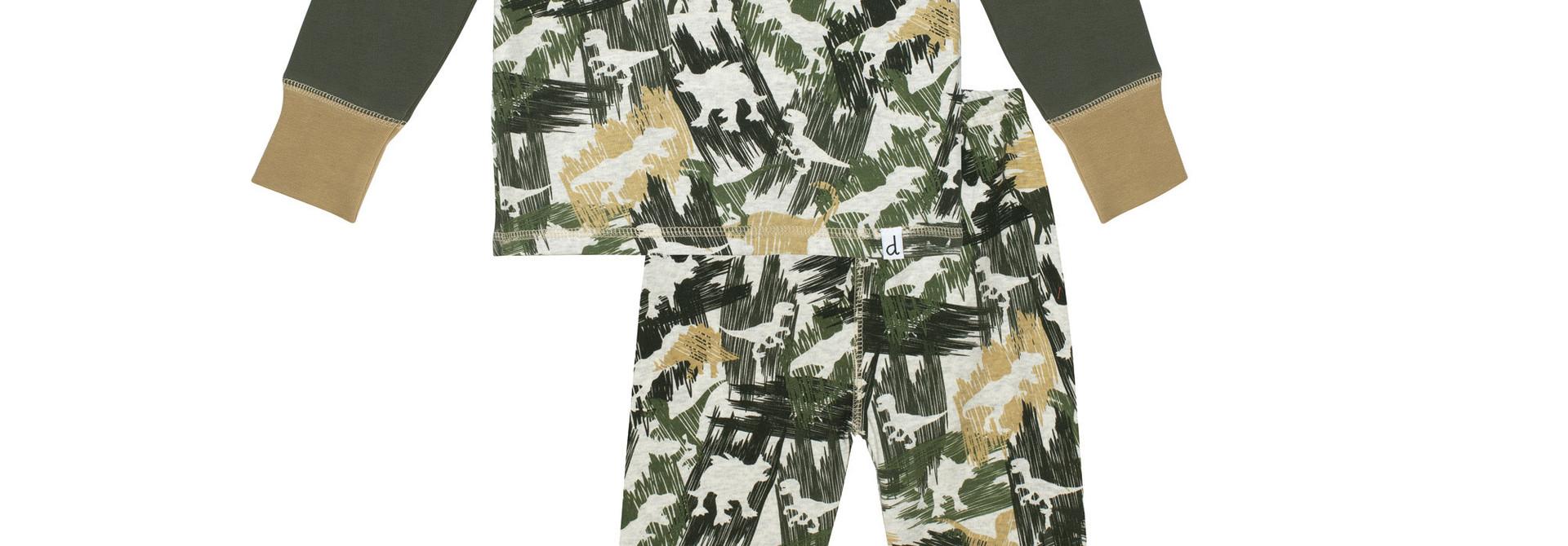 Pyjama Dinosaures