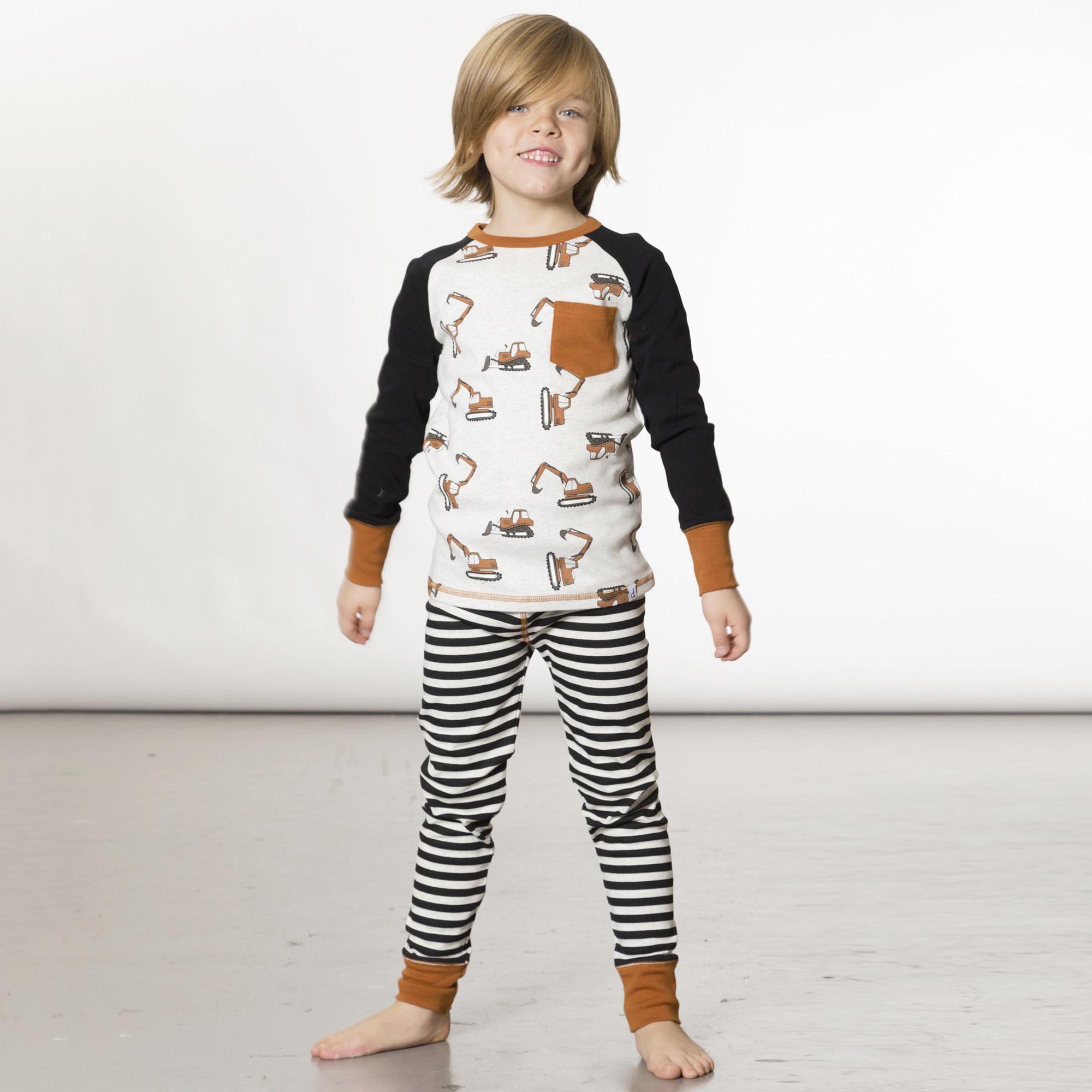 Pyjama Bulldozer-2
