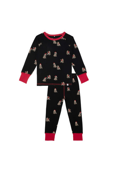 Pyjama Noël Chien