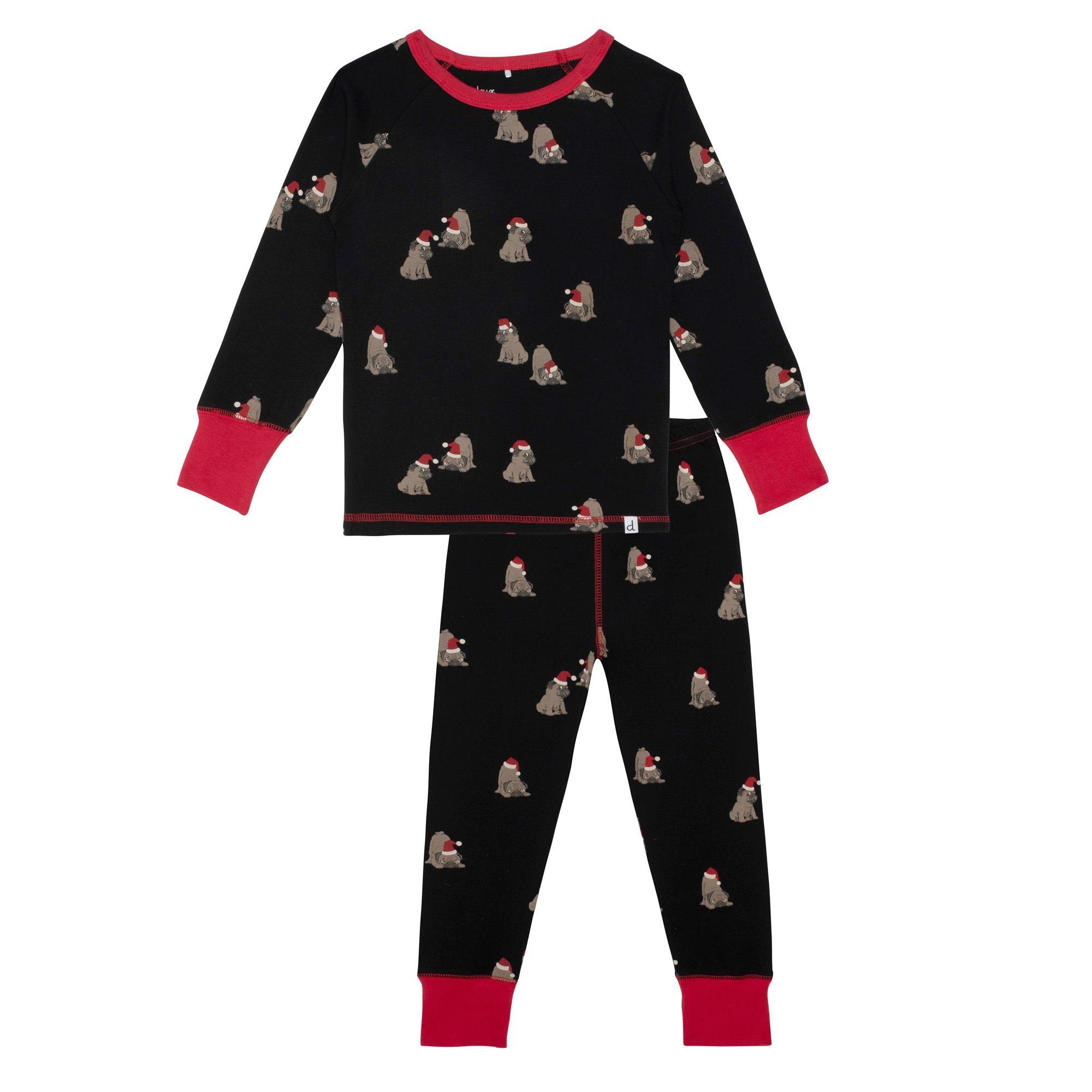 Pyjama Noël Chien-1