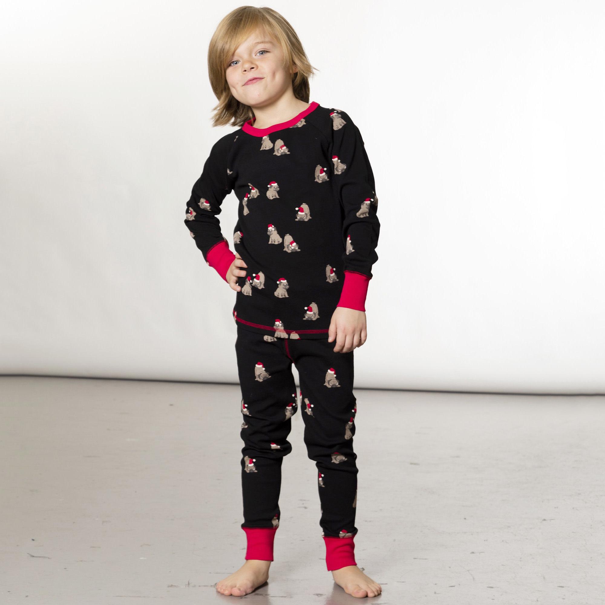 Pyjama Noël Chien-2