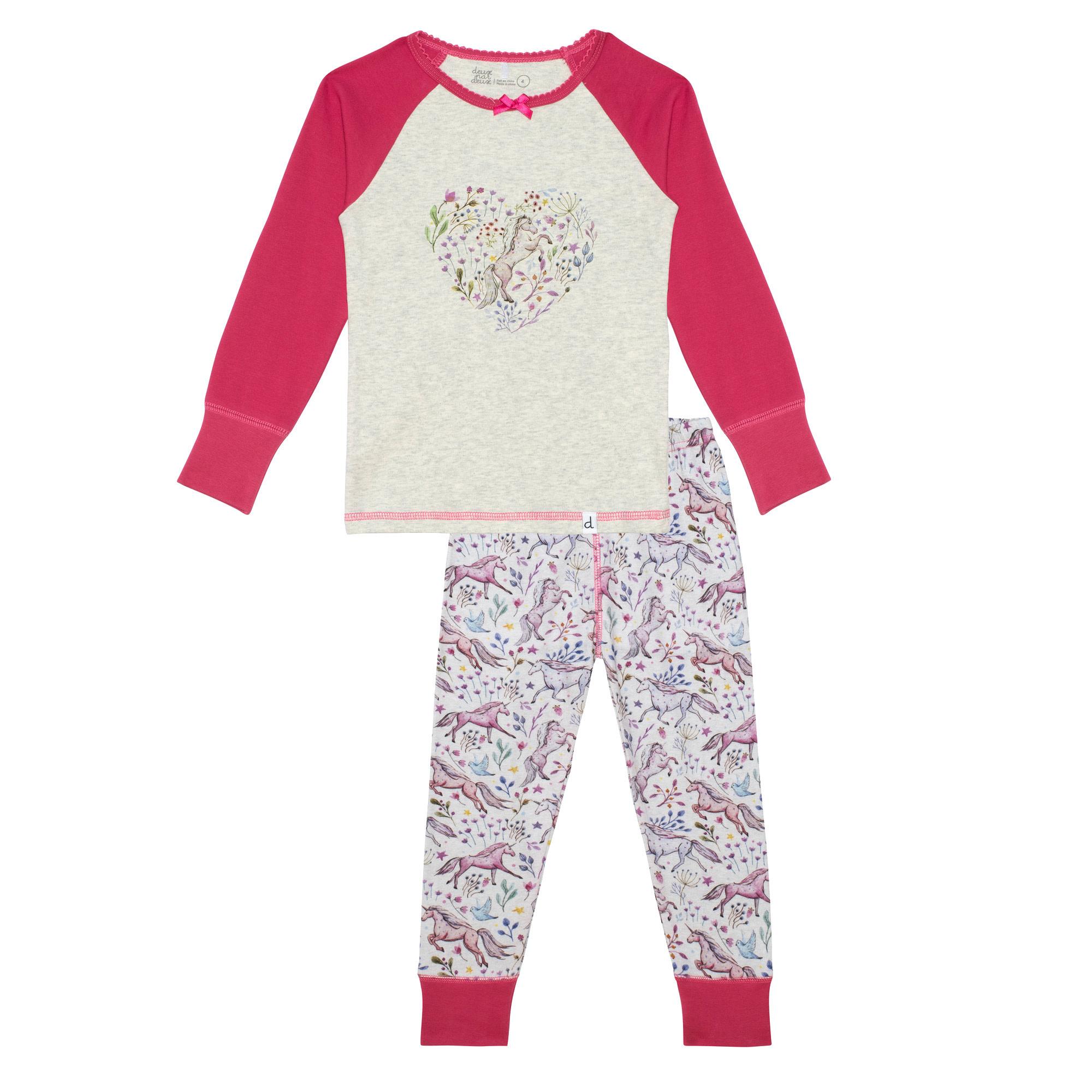 Pyjama Licorne-1