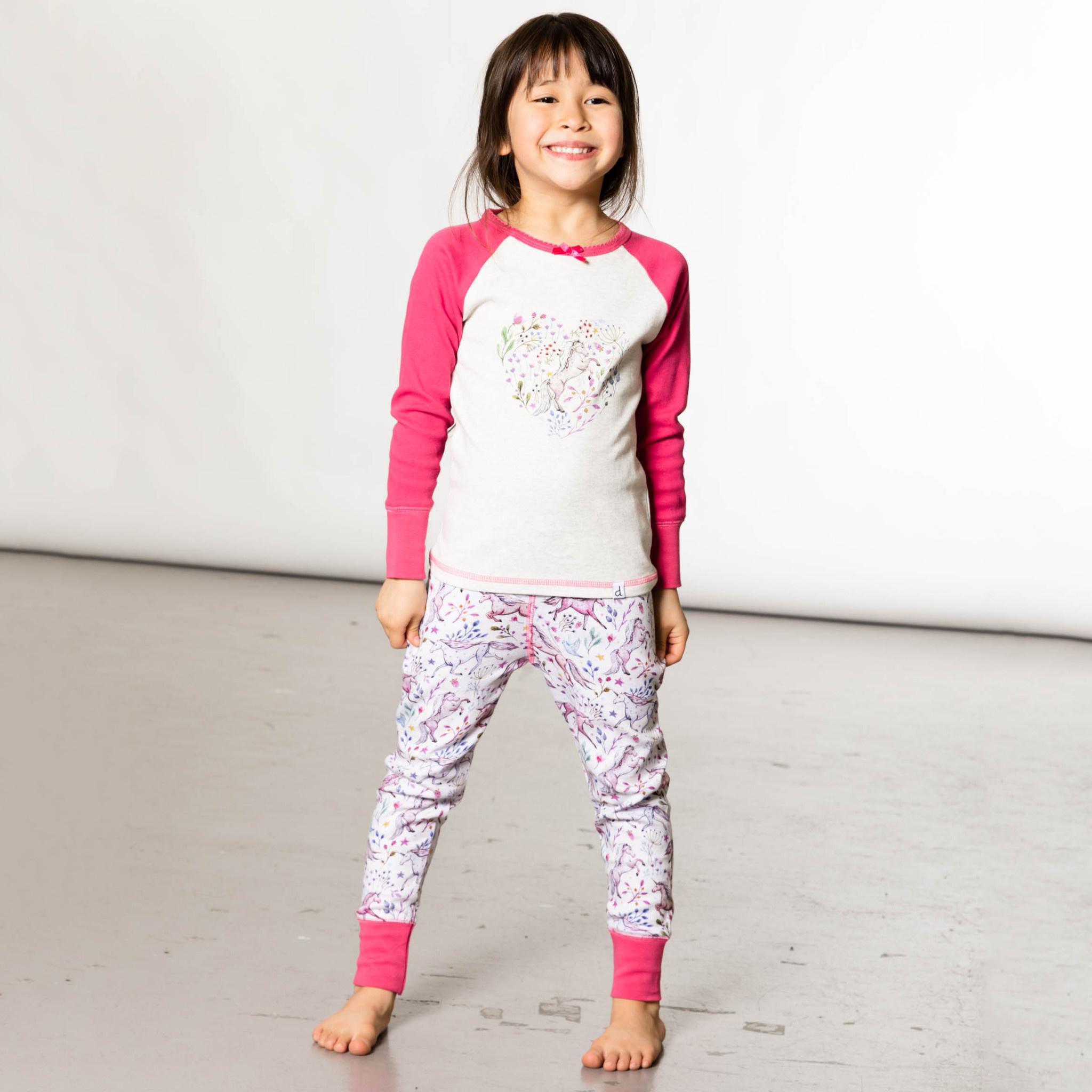 Pyjama Licorne-2