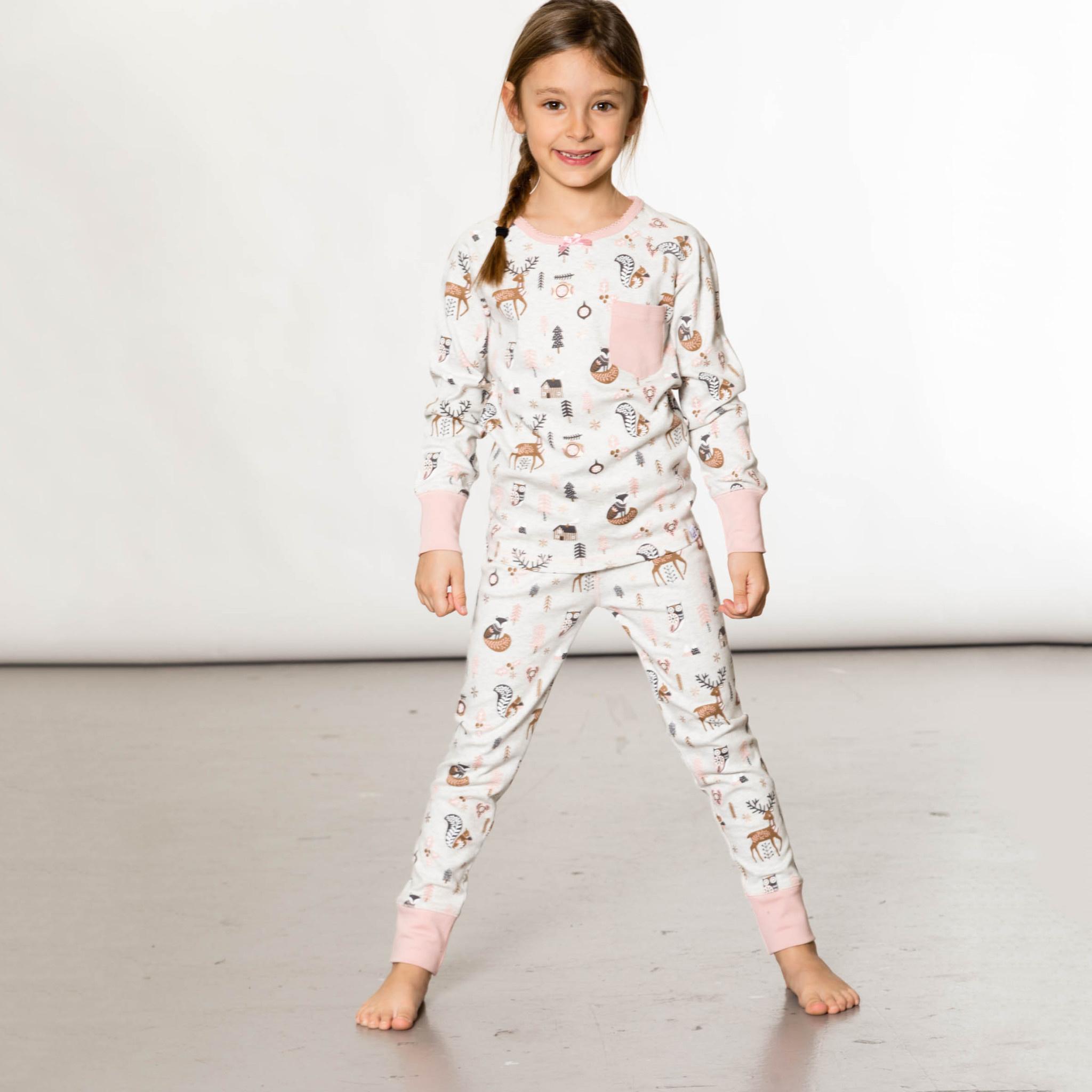 Pyjama Noël Forêt-2