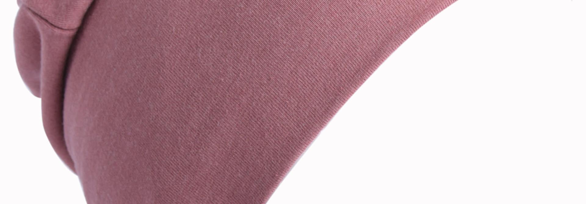 Tuque Coton - BOSTON V20 Aubergine