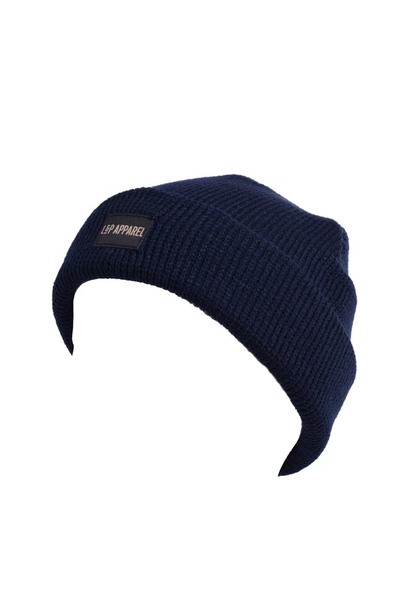 Tuque Tricot - NEW YORK 5.0 Fonds marin