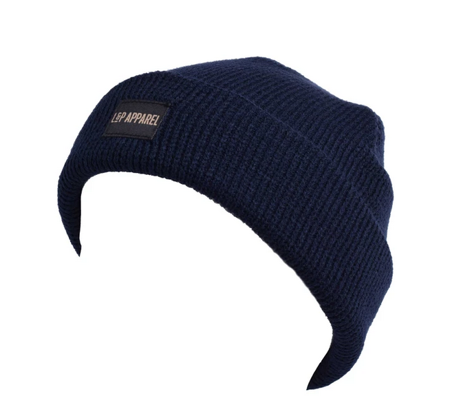 Tuque Tricot - NEW YORK 5.0 Fonds marin-3
