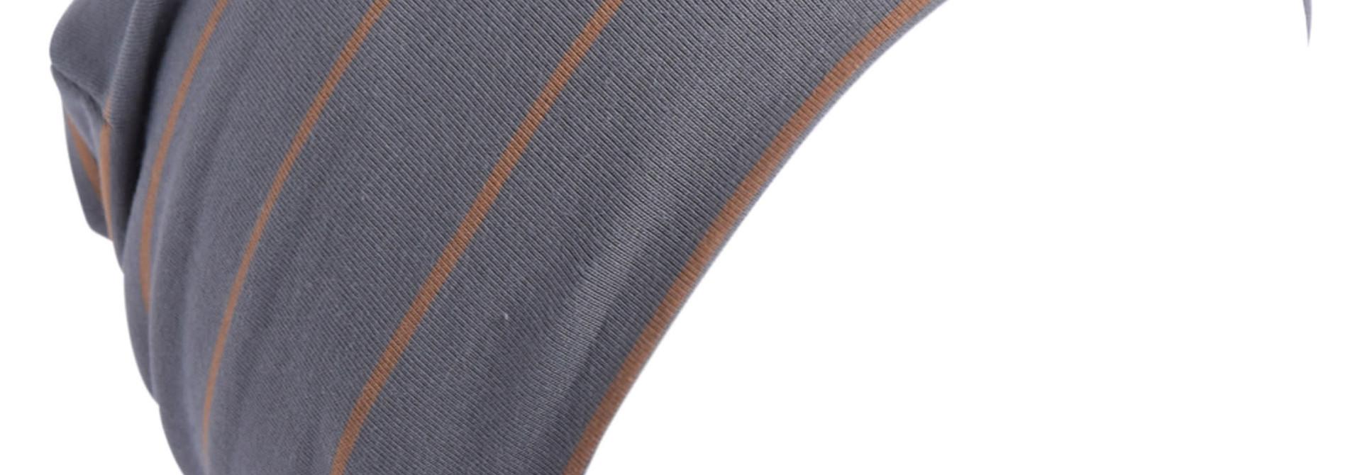 Tuque  Coton - BOSTON V20 Gris Taupe