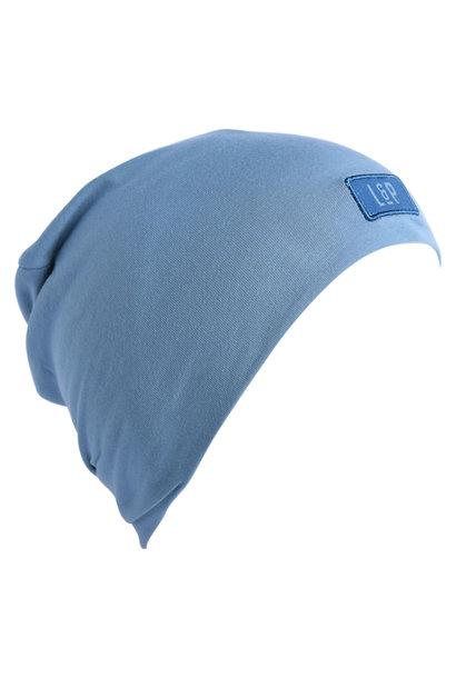Tuque Coton - BOSTON V20 Bleu Mer