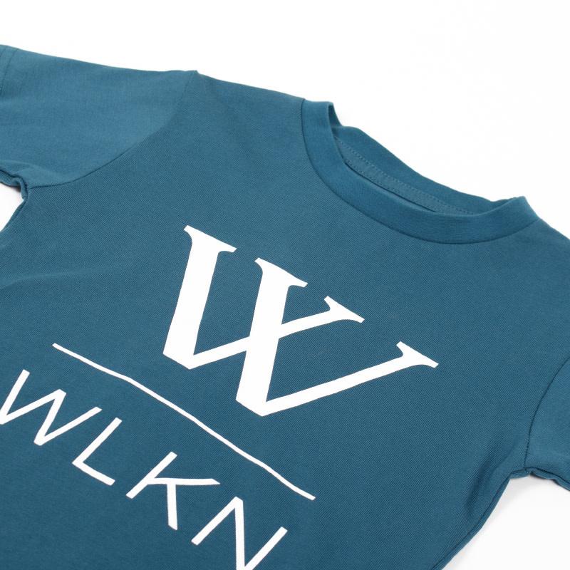 T-Shirt Sarcelle-1