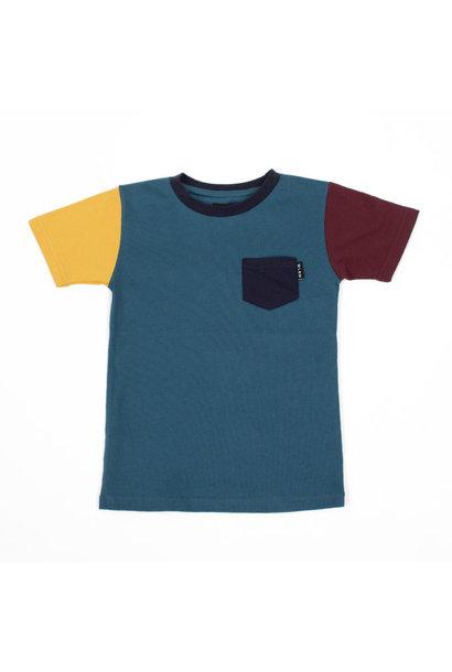 T-Shirt à poche Multi
