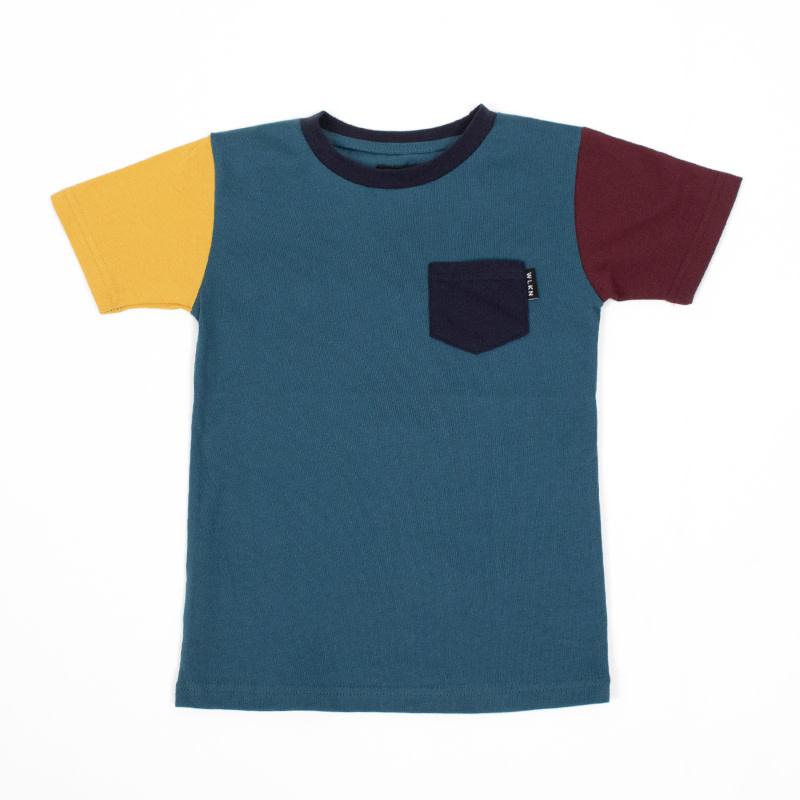 T-Shirt à poche Multi-1