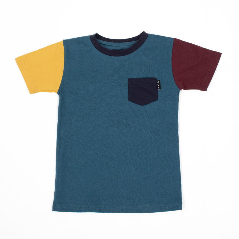 T-Shirt à poche Multi-10