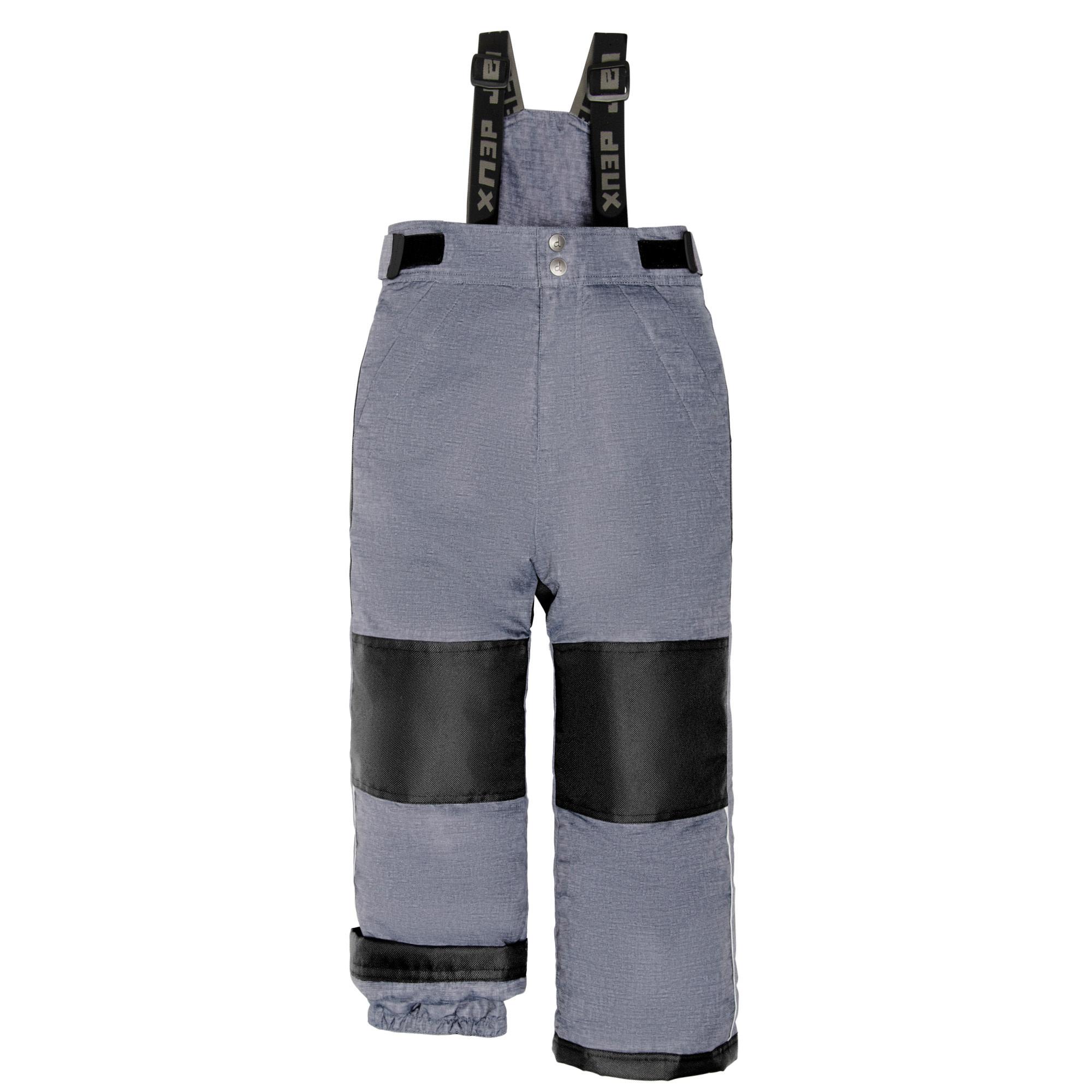 Pantalon de Neige  Gris-3