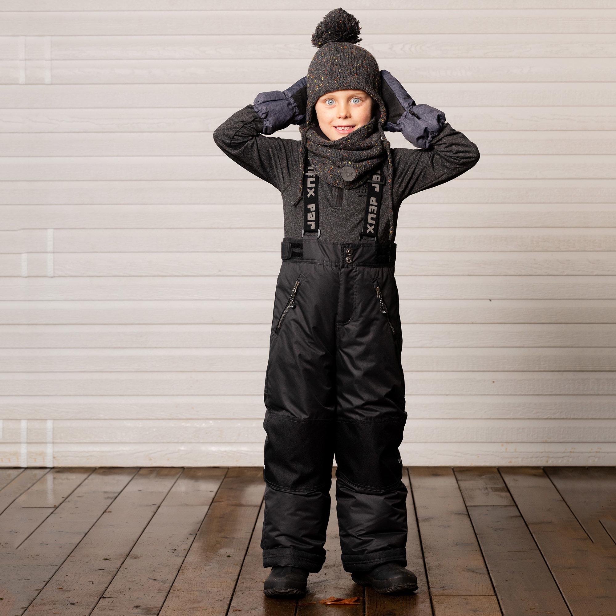 Pantalon de Neige  Noir-5
