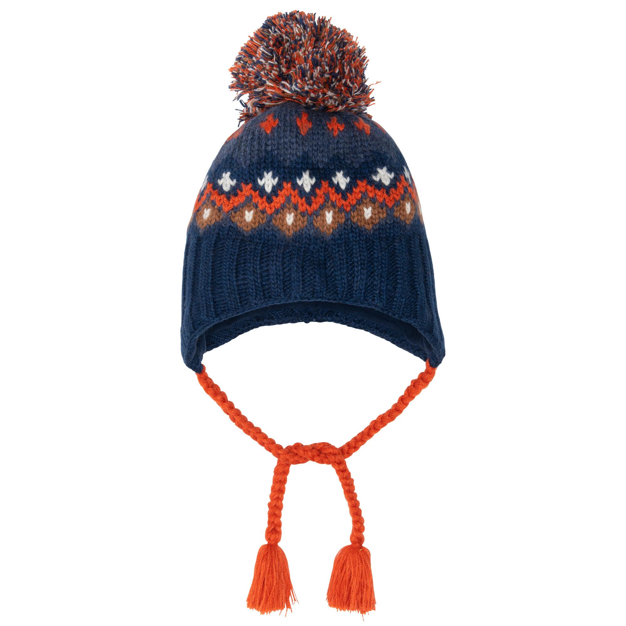 Tuque en tricot Renard-1