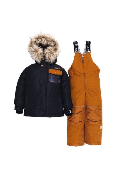 Habit de neige - Mont Cooper