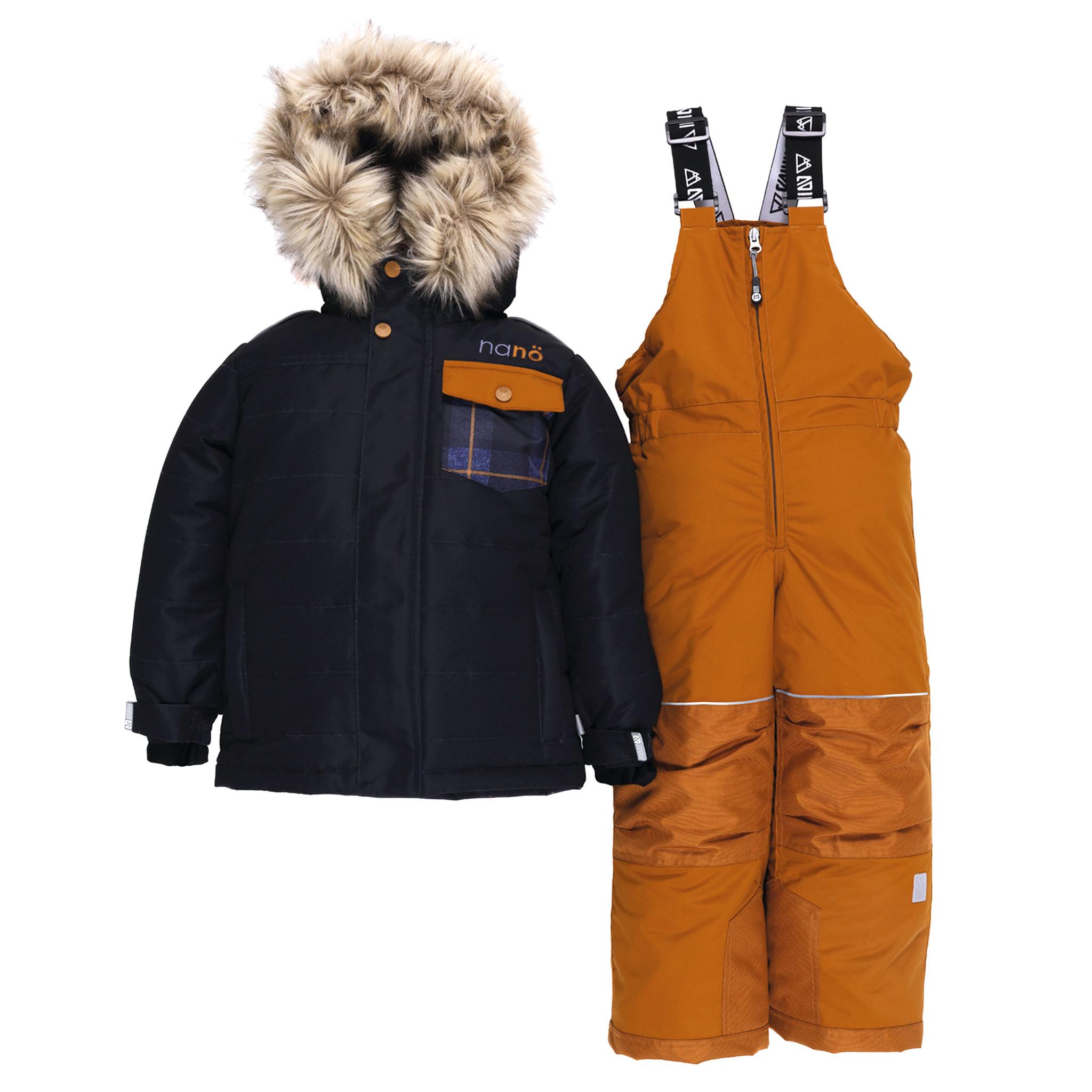 Habit de neige - Mont Cooper-2