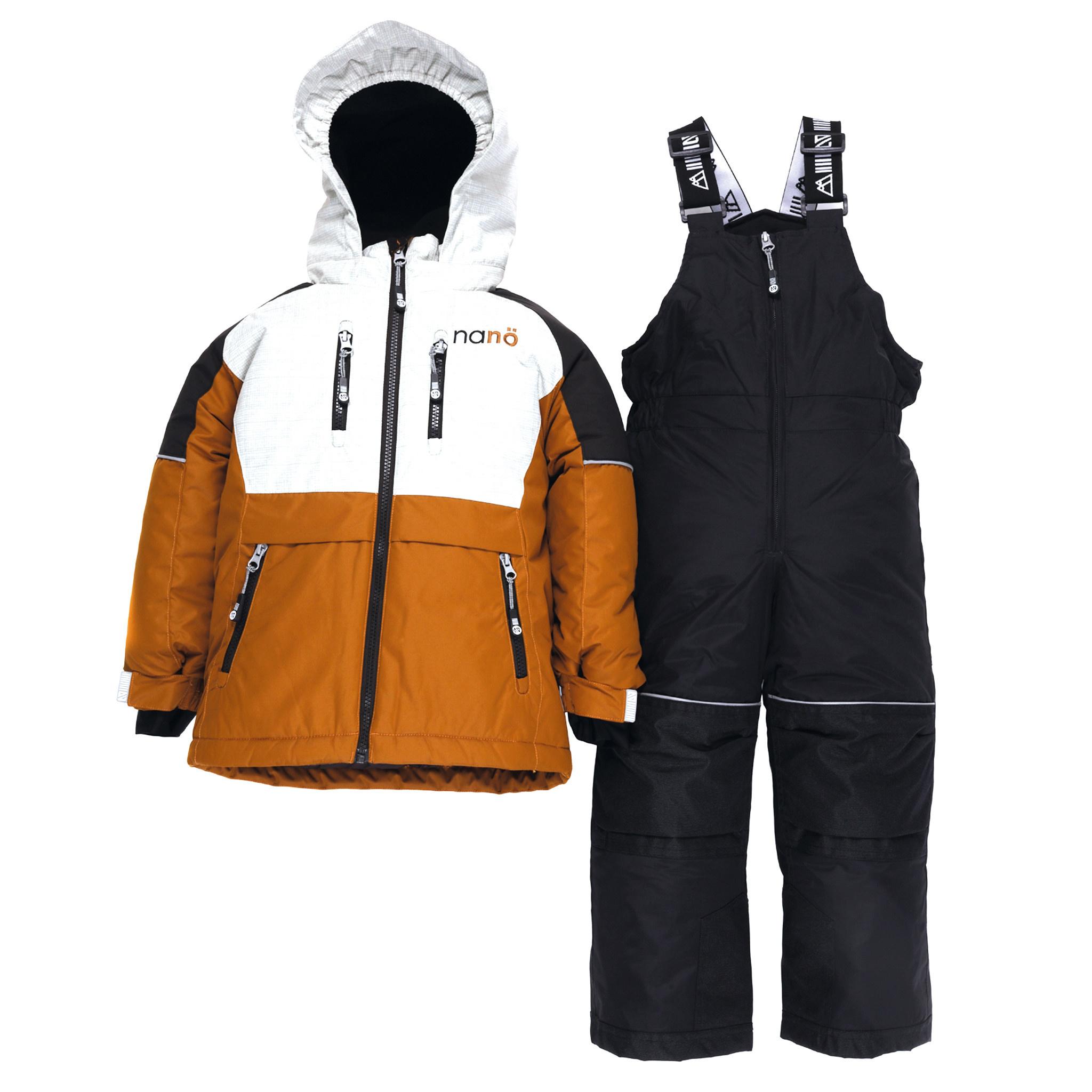 Habit de neige - Mont Sandford-2