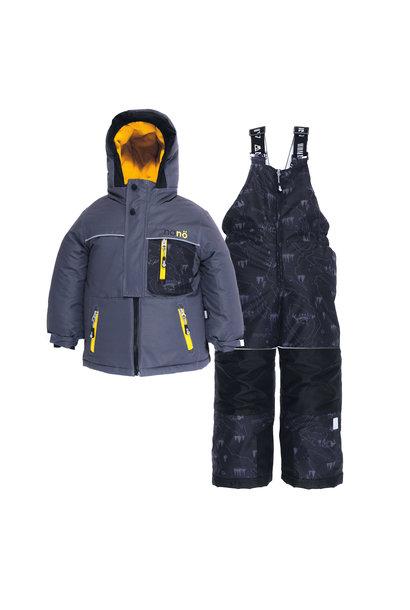Habit de neige bébé - Mont Logan