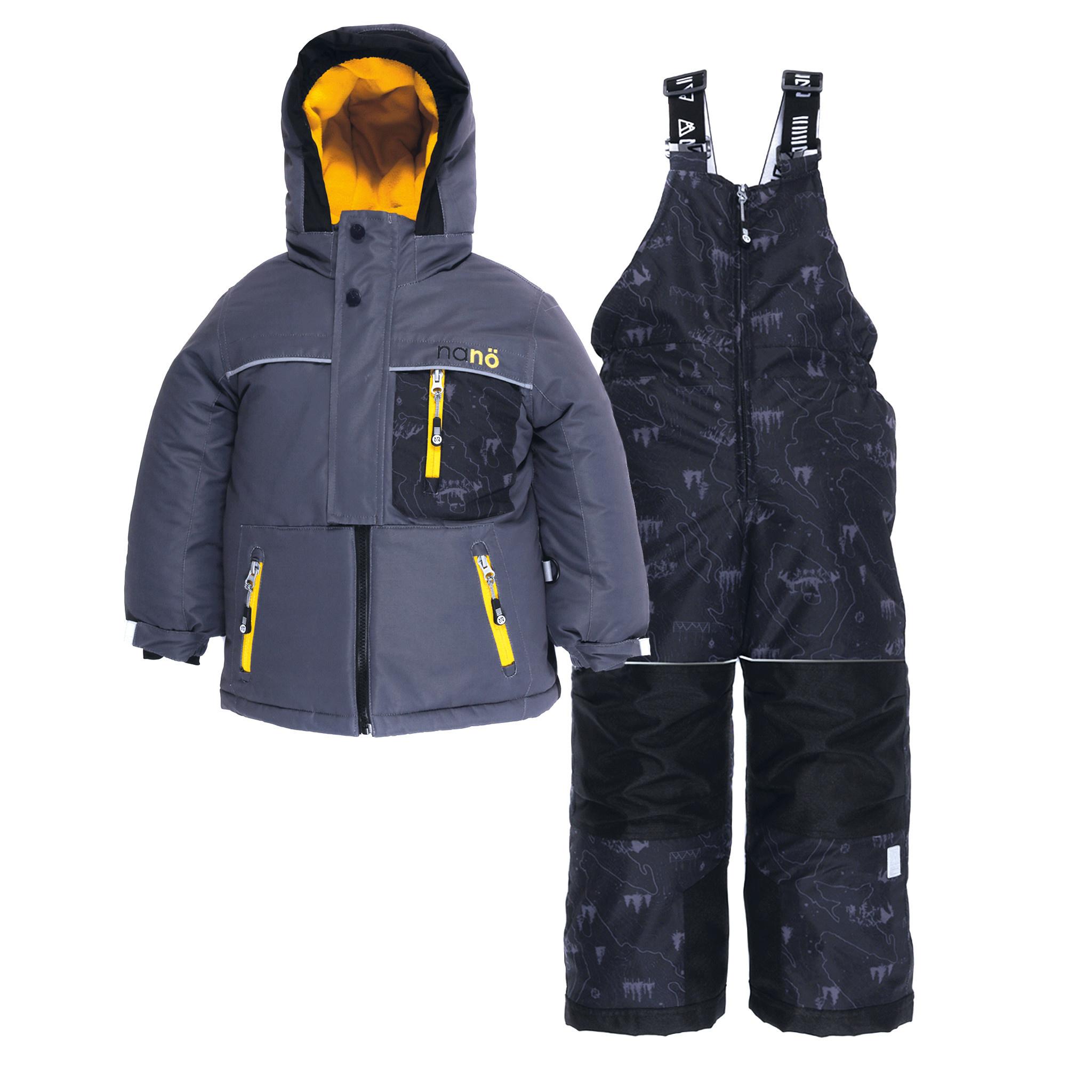 Habit de neige bébé - Mont Logan-1