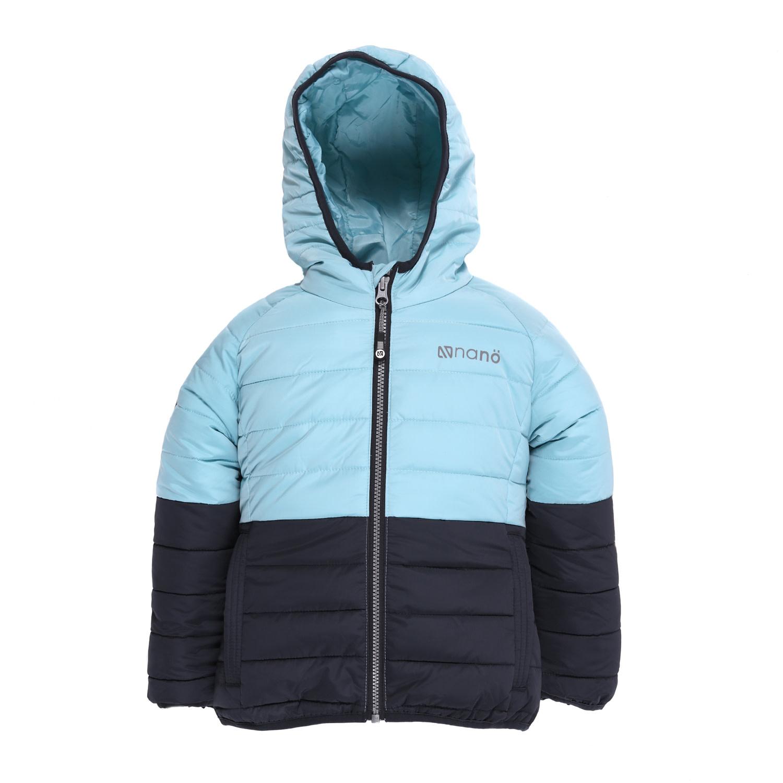Manteau Bleu bébé-1
