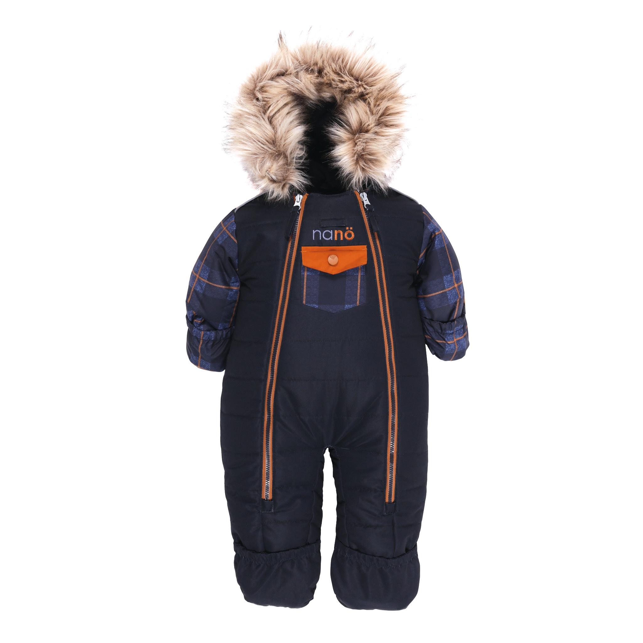 Habit de neige bébé - Mont Cooper-1