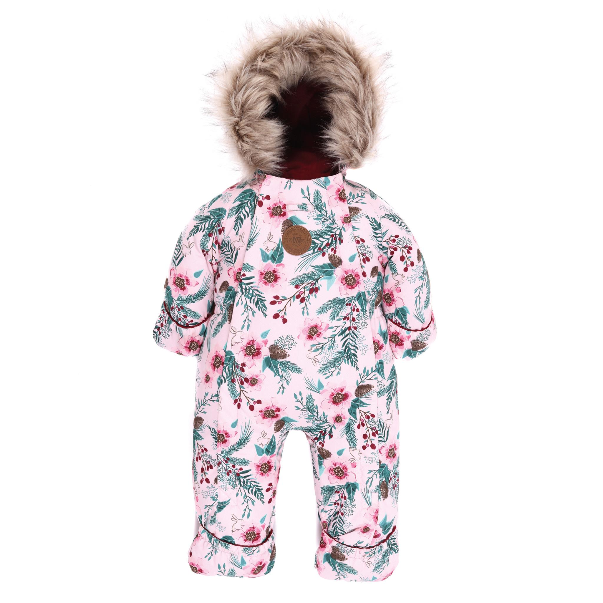 Habit de neige bébé - Mont Orford-1