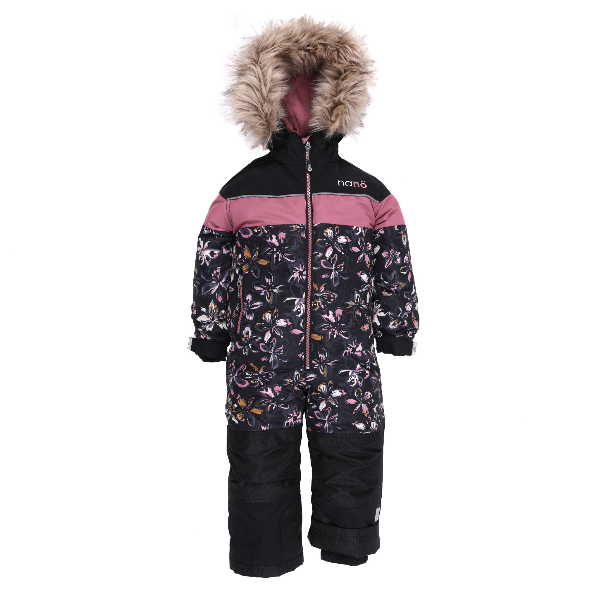 Habit de neige 1 pièce - Mont Valinouet-1