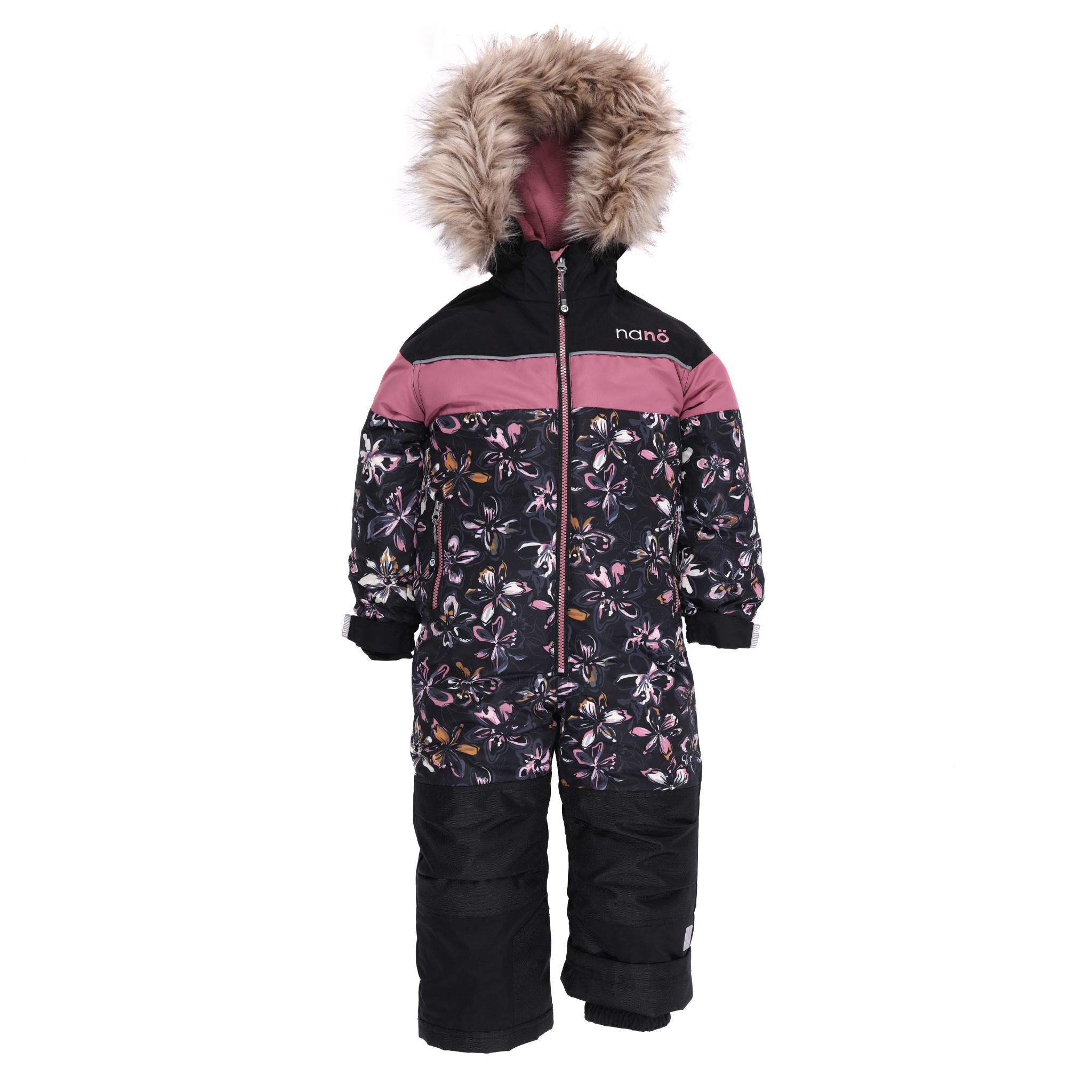 Habit de neige 1 pièce - Mont Valinouet-2