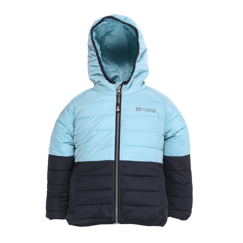 Manteau Bleu bébé-2
