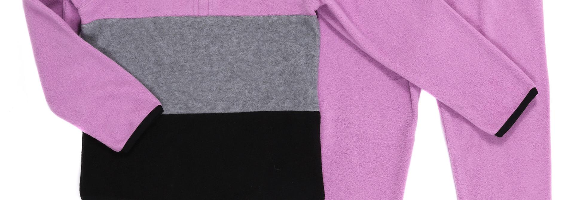 Sous-vêtement en micropolar Mauve