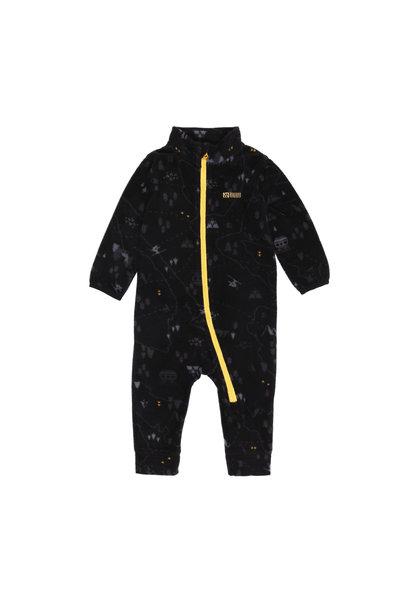 Sous-vêtement en micropolar  bébé Noir Ski
