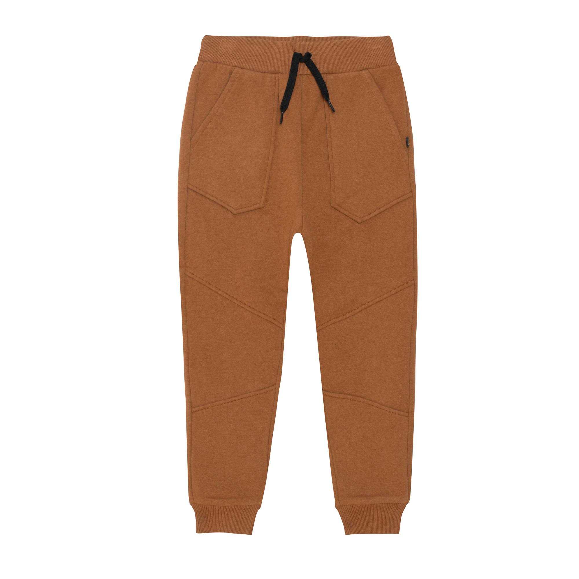 Pantalon Jogger Taupe-1