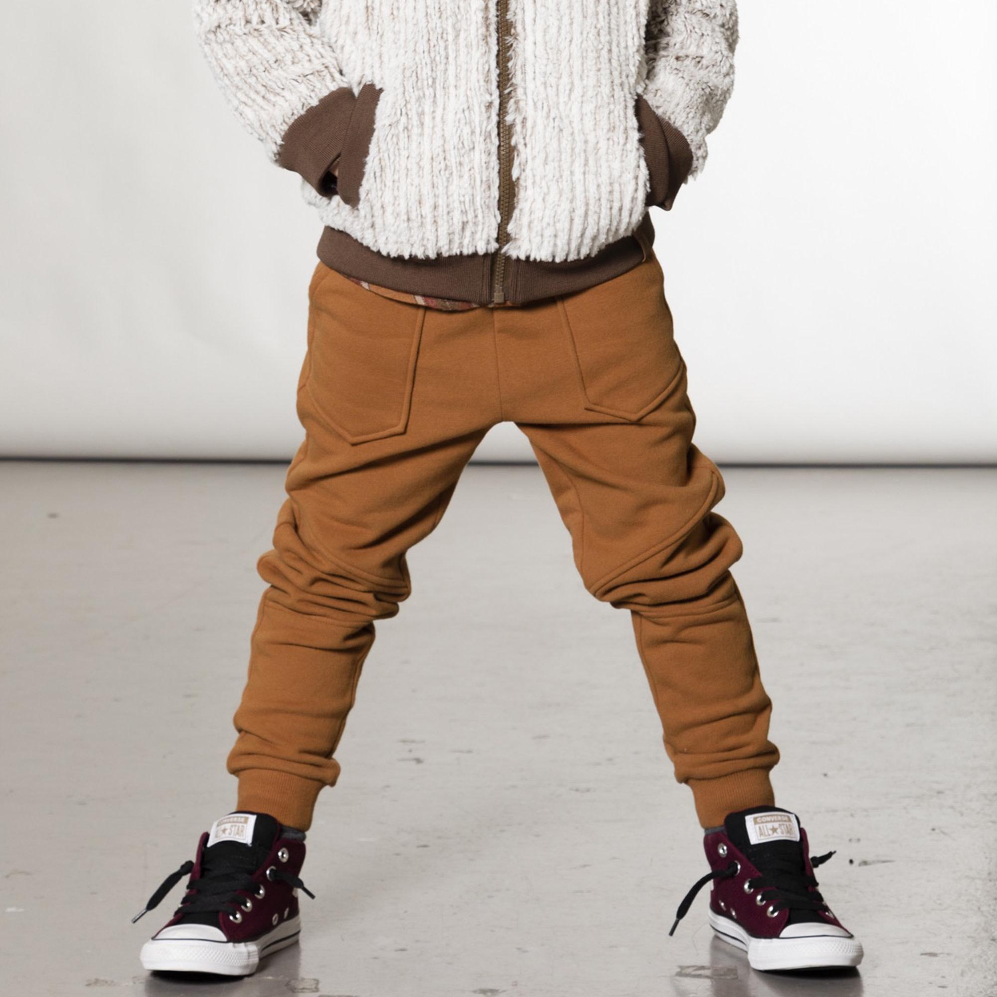 Pantalon Jogger Taupe-2