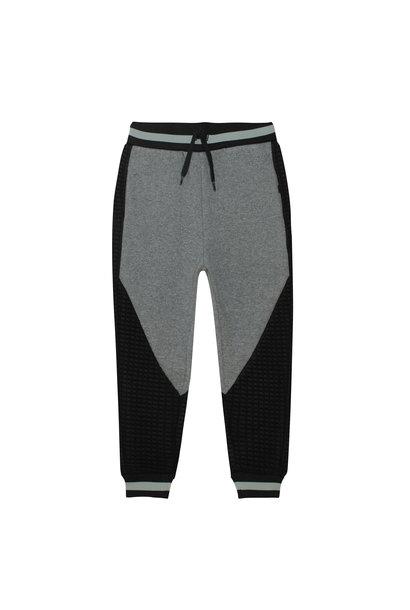 Pantalon Jogging Gris/Noir