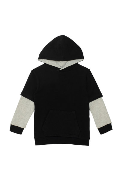 Hoodie Anthracite