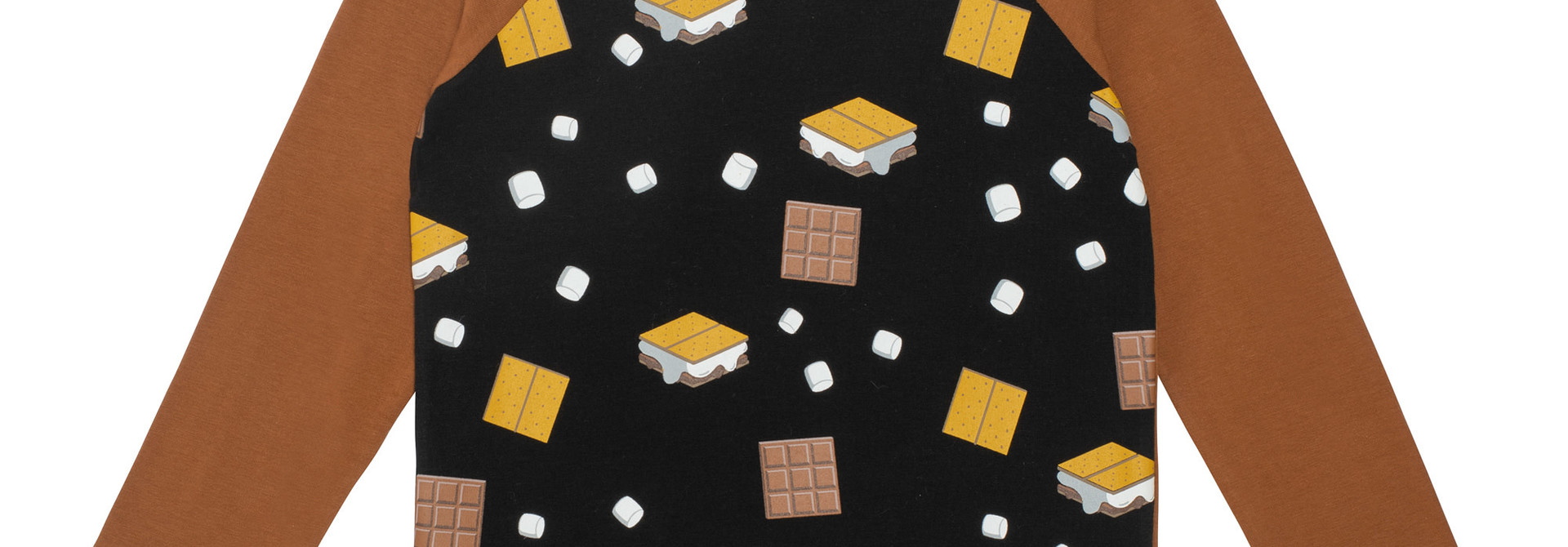 Chandail manches longues Smores