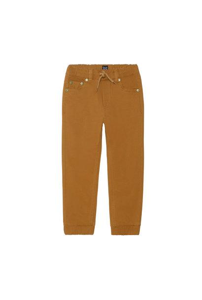 Pantalon Jogger Taupe Uni