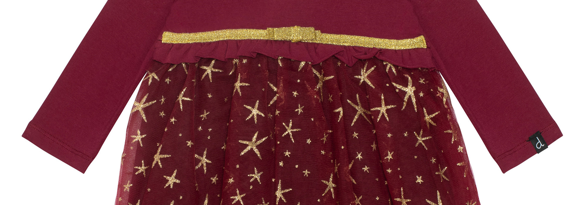 Robe Noël Étoile Rouge