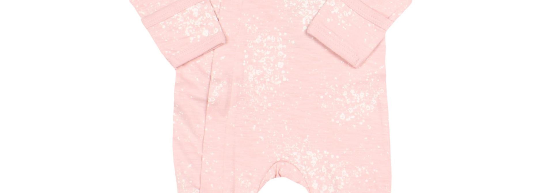 Pyjama Zipper - Bulles Rose